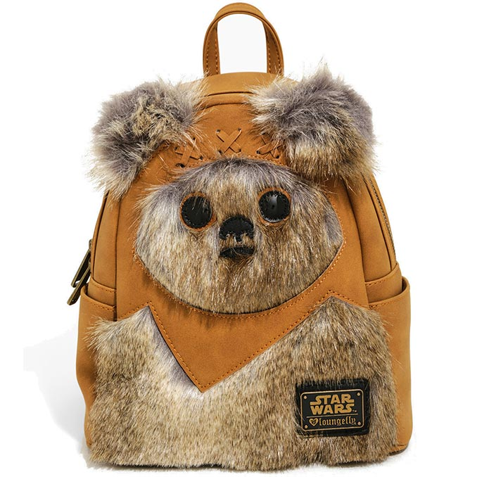 Loungefly Star Wars Ewok Mini Backpack