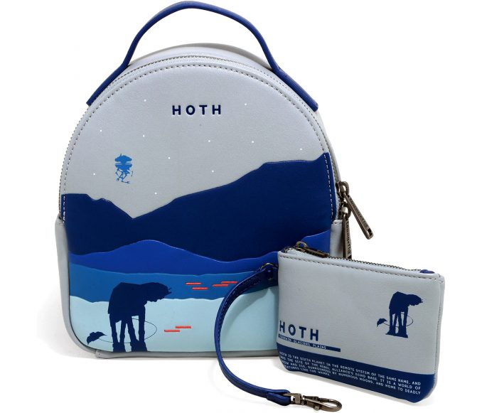 Loungefly Star Wars Hoth Mini Backpack