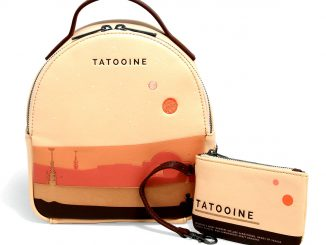 Loungefly Star Wars Tatooine Mini Backpack
