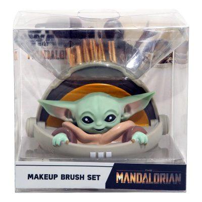 Loungefly Star Wars The Mandalorian The Child Makeup Brush Holder