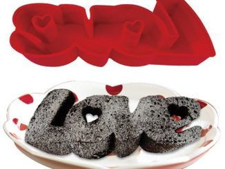 Love Silicone Cake Pan Mold