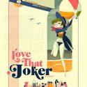 Love That Joker Art Print