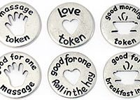 Love Tokens and Messages