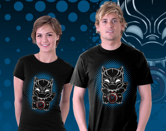 Lucky Panther T-Shirt