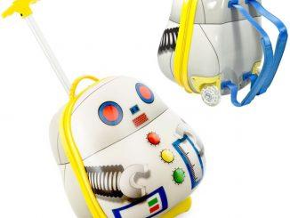 Luggo Robot Luggage
