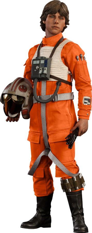 Luke Skywalker Red Five X-Wing Pilot Sixth-Scale Figure