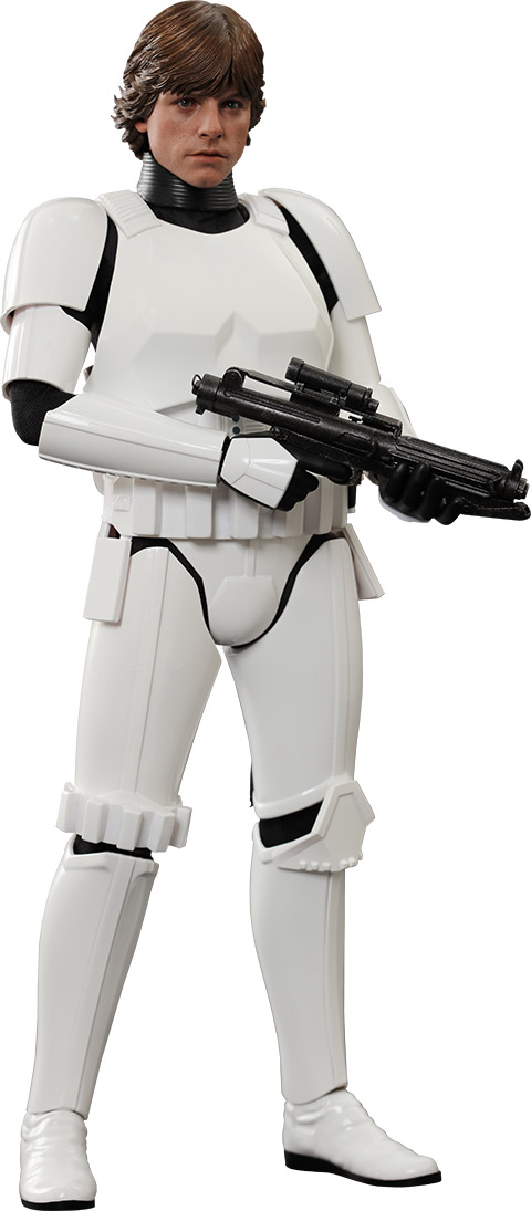 Luke Skywalker Stormtrooper Disguise Version Sixth-Scale Figure