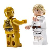 Luke and Threepio