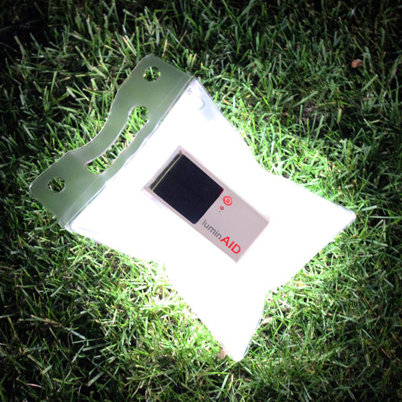 LuminAID Inflatable Solar Light