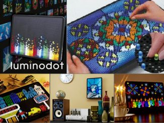 Luminodot HD Lite Brite from Bandai