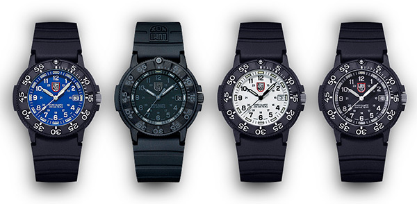 Luminox 3001 navy seal dive watch for Watches navy seals use