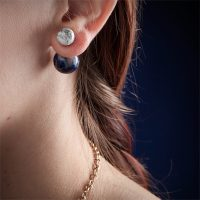 Lunar Orbit Earrings