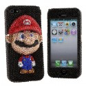 Luxury Bling Mario iPhone 5 Case