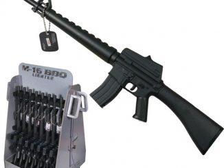M-16 Rifle BBQ Lighter