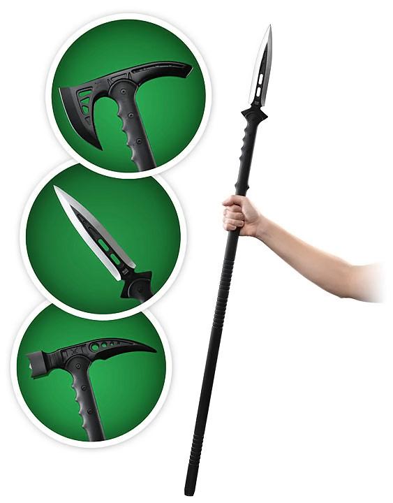 M48 Long Handle Tactical Survival Spear