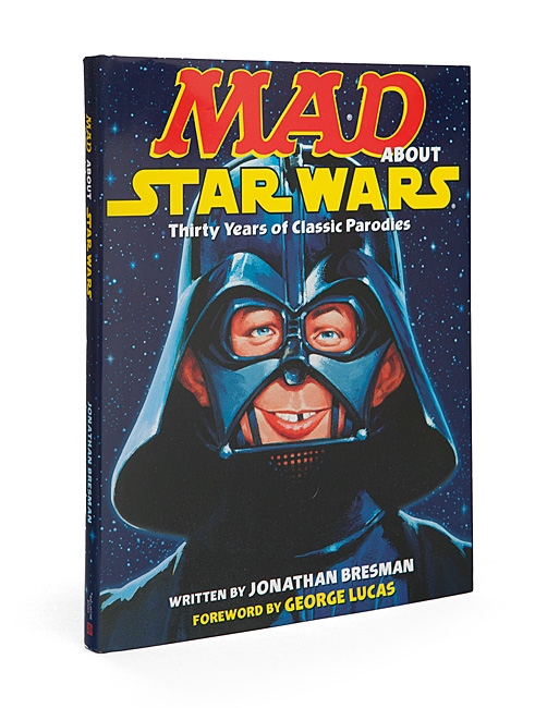 MAD about Star Wars Hard Cover Edition