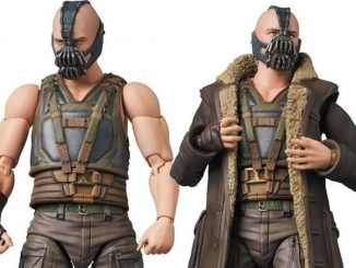 MAFEX Bane Action Figure