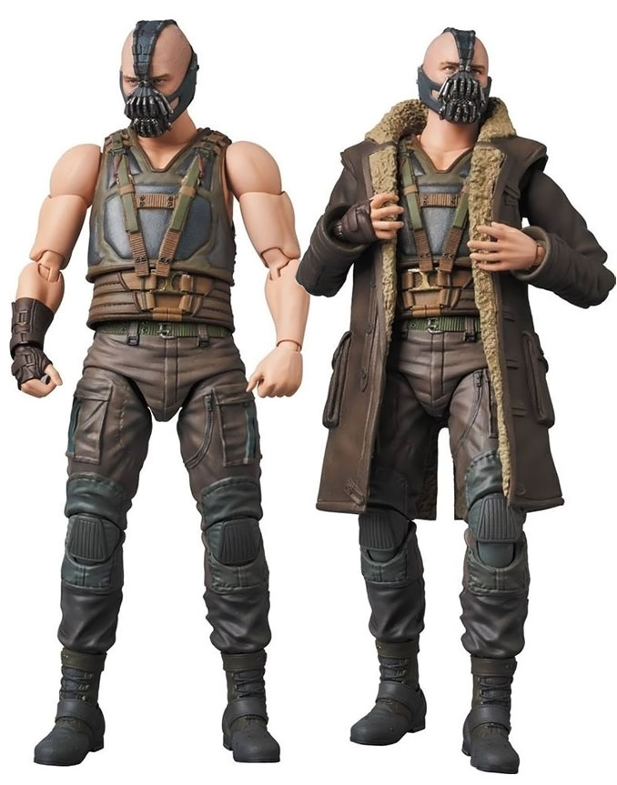 MAFEX Dark Knight Rises Bane Action Figure