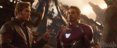 MCU Avengers Infinity War Trailer 2