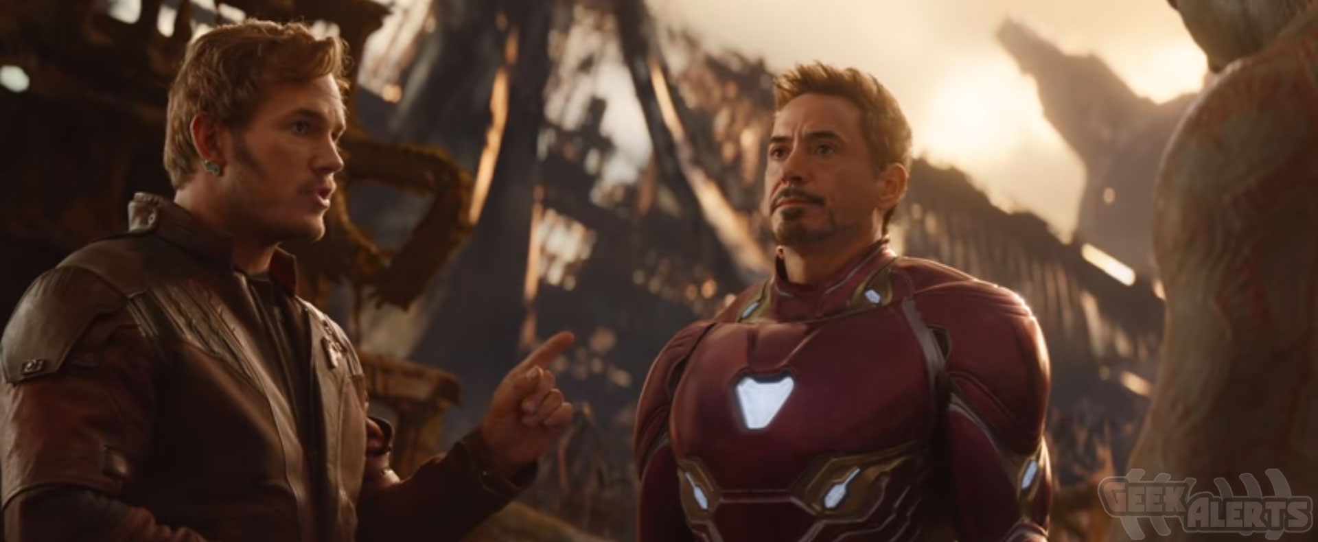 New Marvel Studios' Avengers: Infinity War – Official Trailer