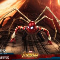 MCU Averengers Iron Spider