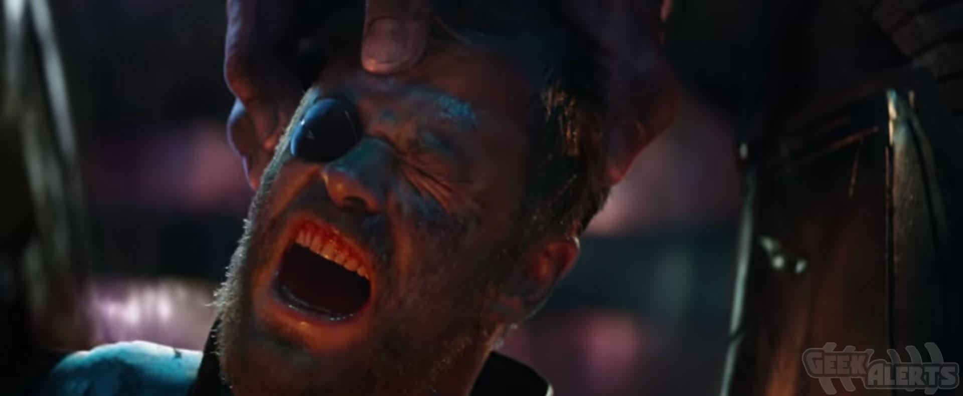 New Marvel Studios' Avengers: Infinity War – Official Trailer