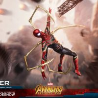 MCU Iron Spider Figure