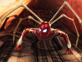 MCU Iron Spider Man