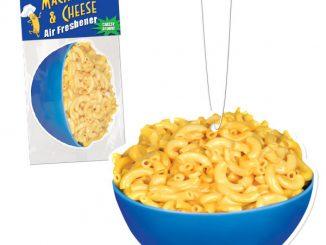 Macaroni & Cheese Air Freshener