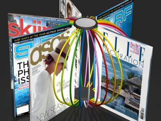 Magazine Globe