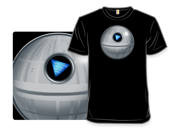 Star Wars Magic Death Ball Shirt