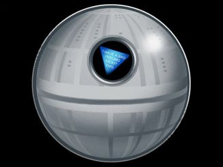 Star Wars Magic Death Ball T-Shirt