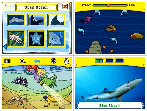 LeapFrog Magic School Bus Oceans