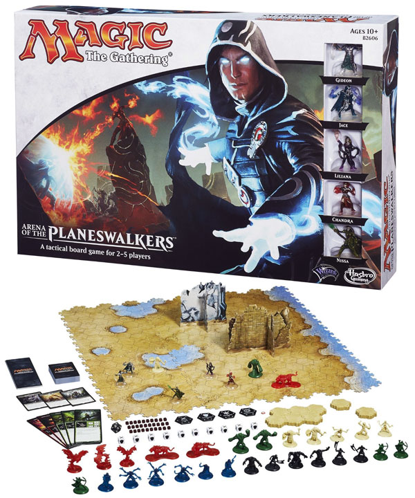 Magic The Gathering Arena of the Planeswalkers Game Planeswalker Arena Custom