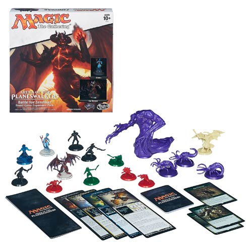 Magic The Gathering Arena of the Planeswalkers Zendikar ... Planeswalker Arena Expansion