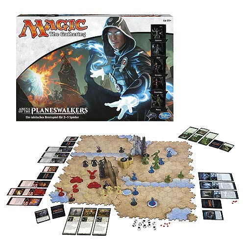Magic The Gathering Arena of the Planeswalkers Game Planeswalker Arena Board Game