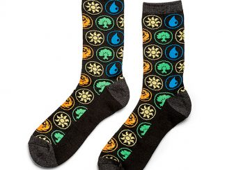 Magic The Gathering Logo Socks
