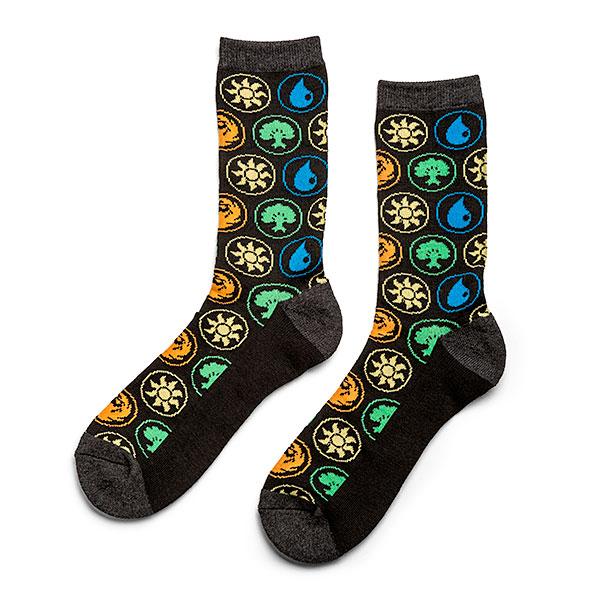 Magic The Gathering Logo Socks
