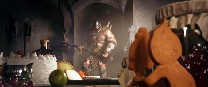 Magic The Gathering Throne of Eldraine Trailer