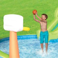 Magic Time Adventure Falls Pool Basketball