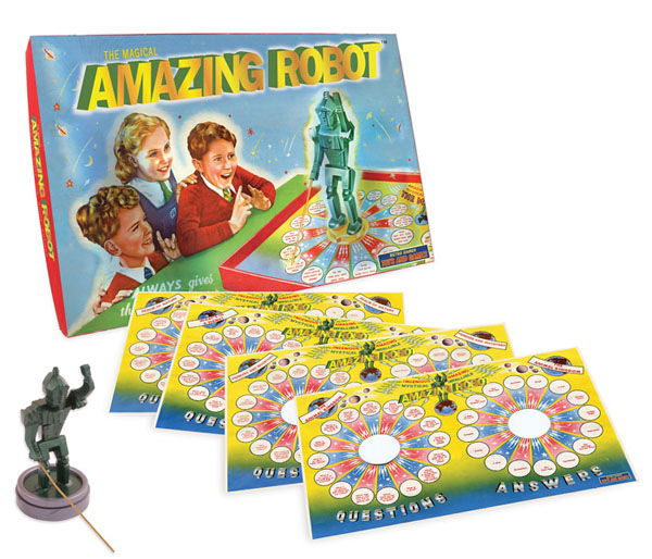 Magical Amazing Robot Game