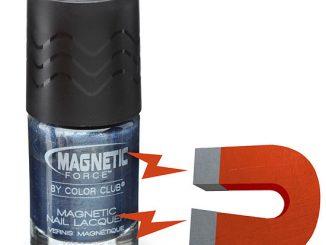 Magnetic Force Nail Polish
