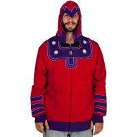 Magneto Costume Hoodie