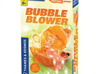 Make Your Own Bubble Blower