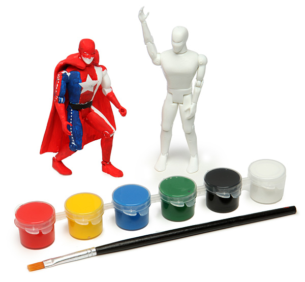Make Your Own Superhero Kit