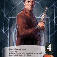 Mal Upper Deck Legendary Encounters Firefly Deck Building Game