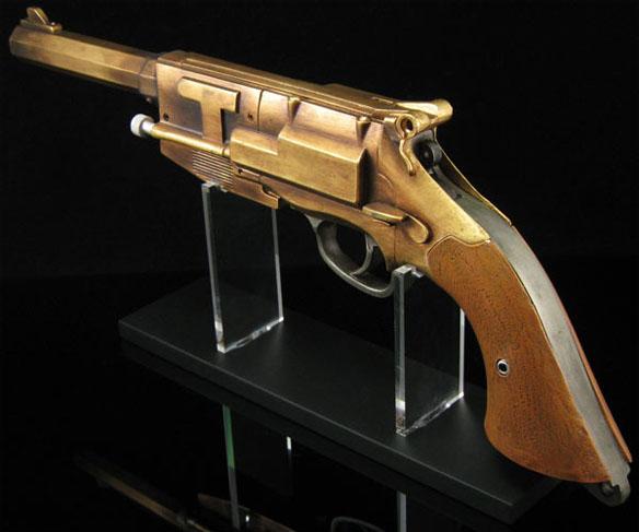 Malcolm Reynolds Metal-plated Pistol Prop Replica