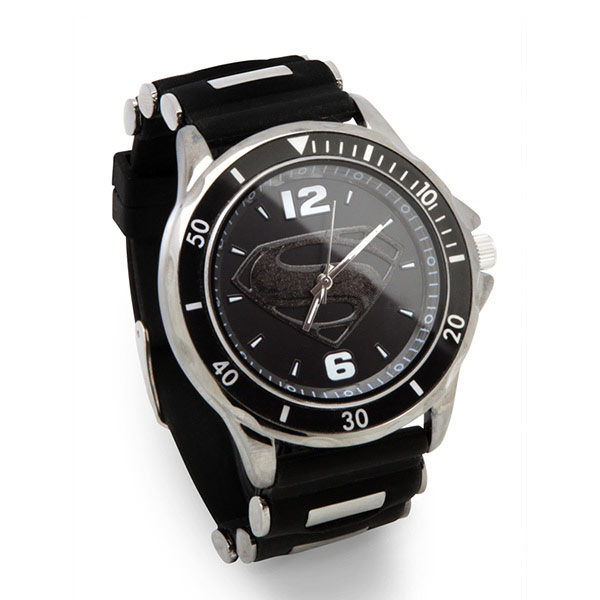 Man of Steel Studded Watch