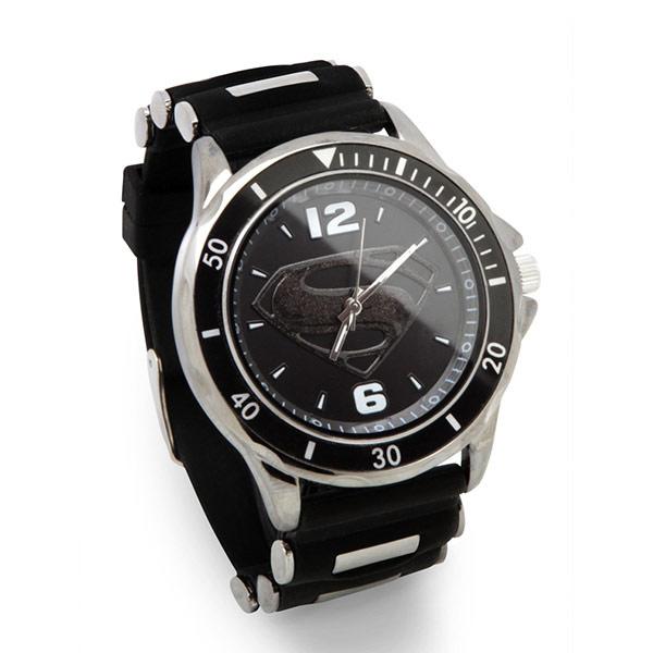 Man of Steel Studded Watch
