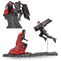 Man of Steel Superman vs Zod Figure
